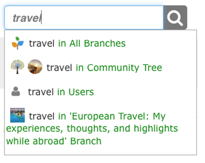 search box image